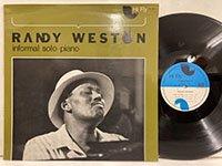 Randy Weston / Informal Solo Piano