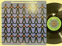 Pharoah Sanders / Love in Us All Asd9280