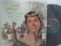 <b>June Christy ジューンクリスティ /recalls Those Kenton Days('59)</b>