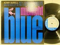 Kenny Burrell / Midnight Blue