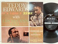 Teddy Edwards/ It's About Time