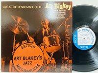 Art Blakey / live at the Renaissance Club