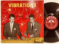Cal Tjader Don Elliott / Vibrations