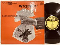 Cass Harrison trio / Wrappin' It Up