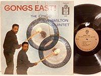 <b>Chico Hamilton Quintet / Gongs East </b>