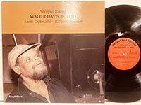 Walter Davis Jr trio / Scorpio Rising