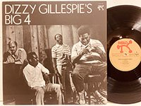 Dizzy Gillespie / Big 4