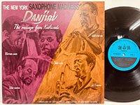 New York Saxophone Madness / Danjiri