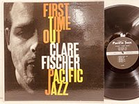 Clare Fischer / First Time Out