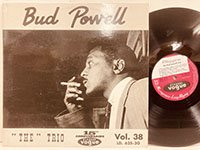 Bud Powell / the Trio ld625-30/rlp2224