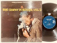 Eric Dolphy / in Europe vol2