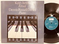 Keith Jarrett Dennis Russell Davies / Ritual