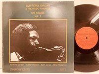 Clifford Jordan / on Stage vol1