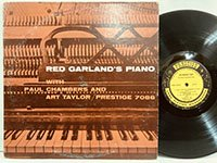 Red Garland / Garland's Piano