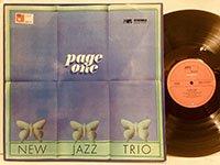New Jazz Trio / Page One