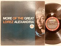 Lorez Alexandria / More of the Great