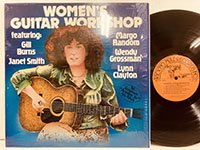 Gill Burns Margo Random Janet Smith .../ Women's Guitar Workshop km139