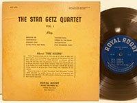 Stan Getz / Stan Getz Quartet vol1