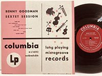 Benny Goodman / Sextet Session