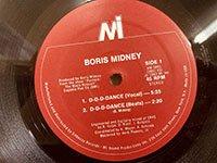 Boris Midney / D-D-D-Dance