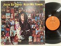 Jesse Ed Davis / Keep Me Comin'