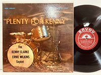 Kenny Clarke Ernie Wilkins / Plenty for Kenny