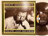 Zoot Sims / Choice