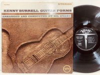 Kenny Burrell / Guitar Forms