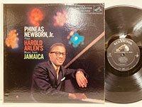 Phineas Newborn Jr / plays Harold Arlen's Music From Jamaica