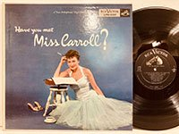 Barbara Carroll / Have You Met Miss Carroll