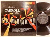 Barbara Carroll trio / st ljm1001