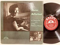 Marian McPartland / at Storyville