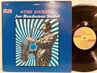 Joe Henderson / the Kicker