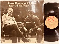 Oscar Peterson Joe Pass / a Salle Pleyel