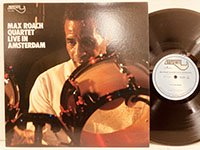 Max Roach / Live in Amsterdam
