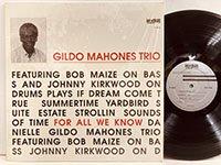 Gildo Mahones Trio / For All We Know