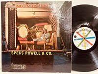 Specs Powell / Movin' In