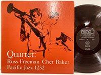 Chet Baker Russ Freeman / Quartet