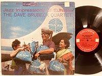 Dave Brubeck / Jazz Impressions of Eurasia