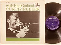 Curtis Fuller / with Red Garland Trio
