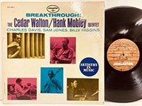 Cedar Walton Hank Mobley / Breakthrough