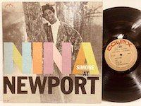 Nina Simone / at Newport
