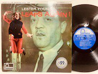 Lester Young / Leaps Again