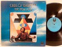 Carlos Garnett / the New Love