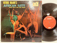 Johnny Rae / Herbie Mann's African Suite
