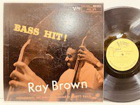 Ray Brown / Bass Hit