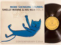 Shelly Manne / More Swing Sounds