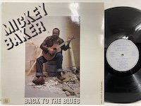 Mickey Baker / Back to the Blues