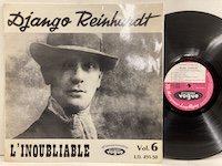 Django Reinhardt / L'inoubliable vol6 ld491-30