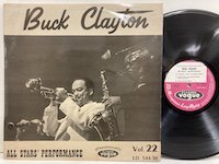Buck Clayton / All Stars' Performance